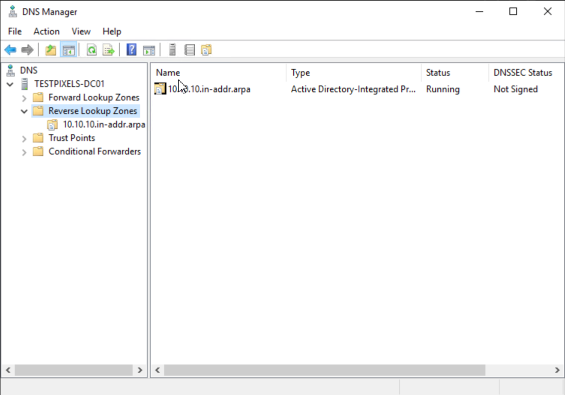 Step by Step guide to setting up an Active Directory Forest and