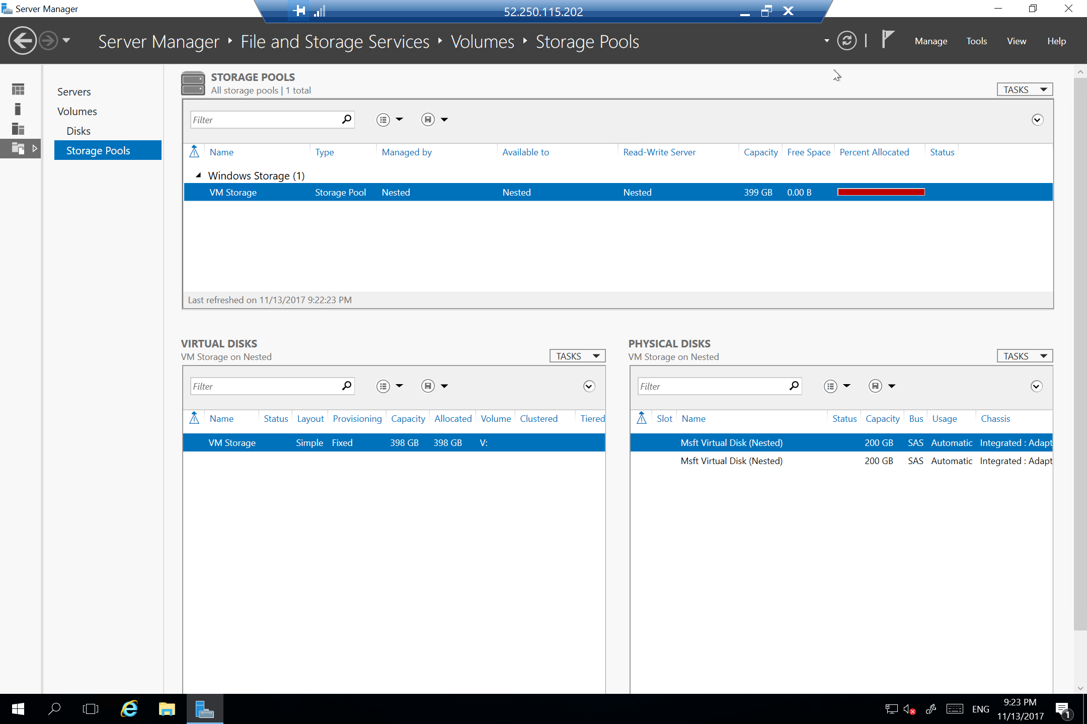 How To Setup Nested Virtualization In Microsoft Azure Pixel Robots