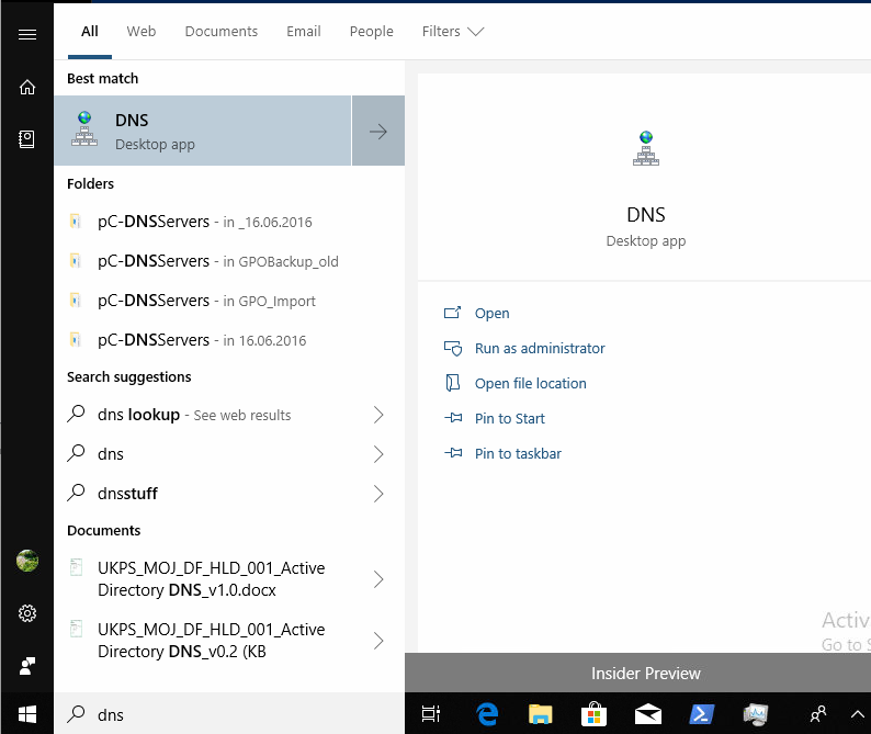 Updated: Windows 10 Remote Server Administration Tools (RSAT
