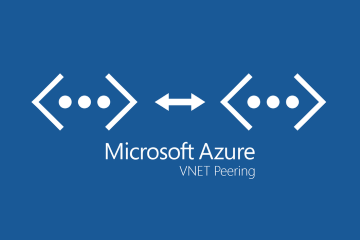 Step by Step guide on setting up Azure vNet Peering - Pixel Robots